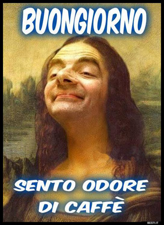Mr bean Monna Lisa